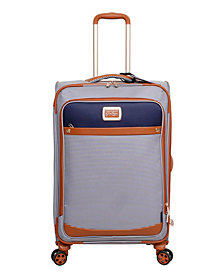 "Jessica Simpson Breton Pop 25"" Spinner Suitcase"