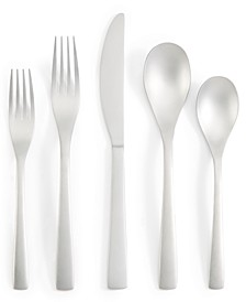 Sand 20-Pc. Flatware Set, Service for 4, Created for Macy's