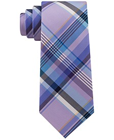 Men's Barbecue Plaid Silk Tie