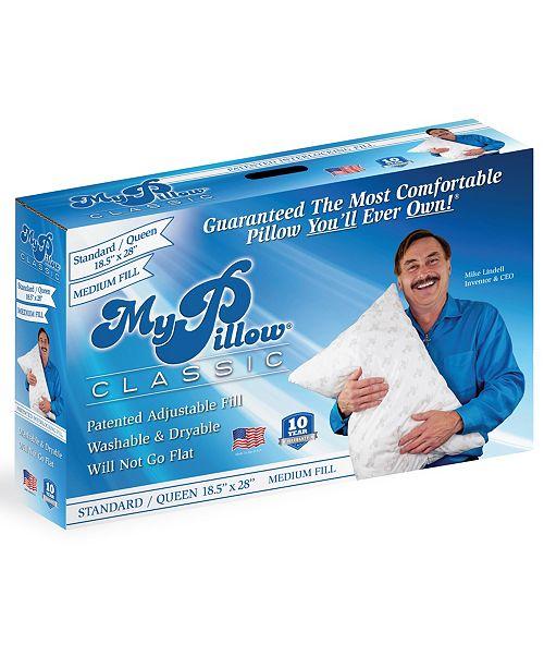 MyPillow Classic Medium Standard/Queen Pillow