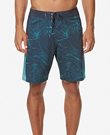 "Men's Hyperfreak Printed 19"" Board Shorts"