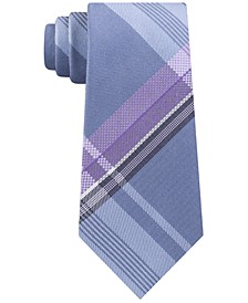 Men's Kenny Plaid Slim Tie