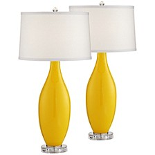 Citrus Table Lamp - Set of 2