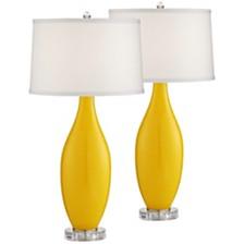 Pacific Coast Citrus Floor Lamp - Set of 2