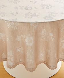 "Lenox Gabrielle 70"" Round Tablecloth"