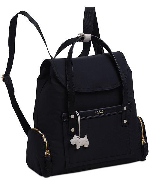 18368dd4aad4 Radley London River Street Flapover Backpack   Reviews - Handbags ...