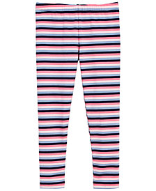 Epic Threads Little Girls Striped Leggings, Created for Macy's