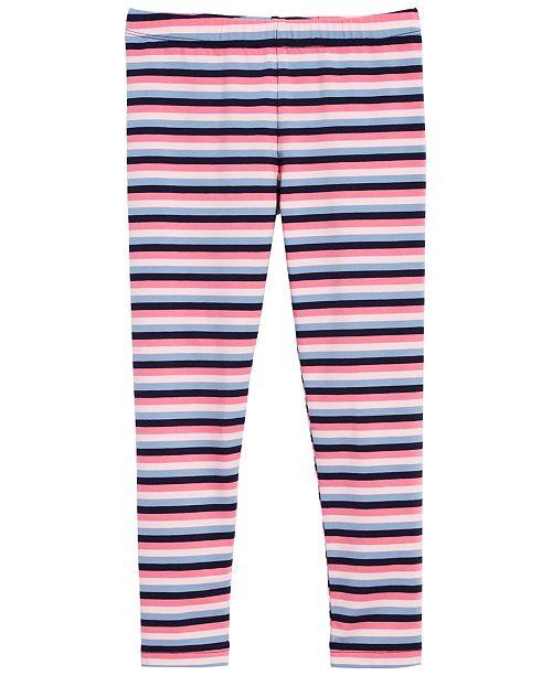07b5b93d85998 Epic Threads Toddler Girls Striped Leggings, Created for Macy's ...