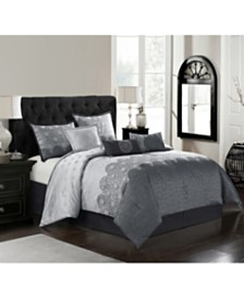 Harwick 7-Piece Queen Comforter Set