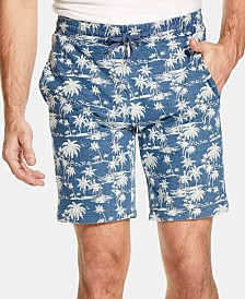 Weatherproof Men's Drawstring Printed Shorts