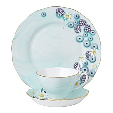 Alpha Foodie Turquoise 3-Piece Set