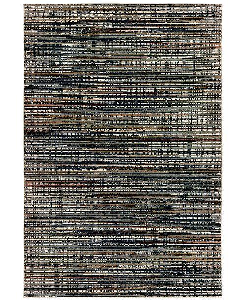 """Oriental Weavers Bowen 1332 6'7"""" x 9'6"""" Area Rug"""