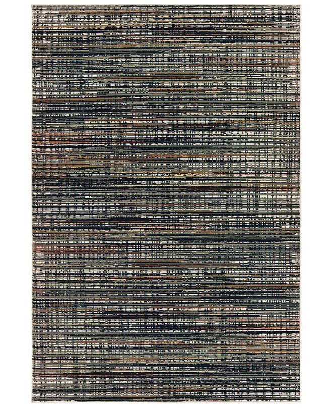 """Oriental Weavers Bowen 1332 3'10"""" x 5'5"""" Area Rug"""