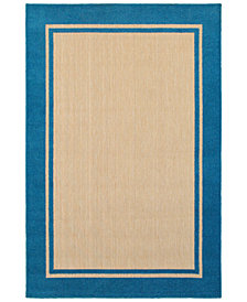 "Oriental Weavers Cayman 5594 6'7"" x 9'6"" Indoor/Outdoor Area Rug"