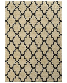 "Oriental Weavers Covington Shag 091 3'3"" x 5'5"" Area Rug"