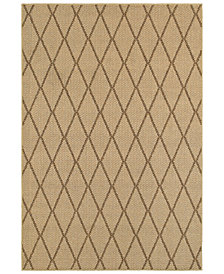 """Oriental Weavers Santa Rosa 090 9'10"""" x 12'10"""" Indoor/Outdoor Area Rug"""