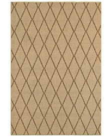"CLOSEOUT! Oriental Weavers  Santa Rosa 090 9'10"" x 12'10"" Indoor/Outdoor Area Rug"