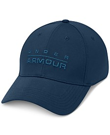 333da30b2c6 Under Armour Men s Printed HeatGear Logo Cap   Reviews - Hats ...