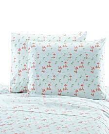Flamingo Standard Pillowcase Pair