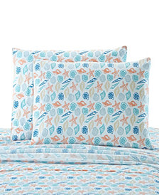 Shells Standard Pillowcase Pair
