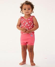 Girl's Happy Nappy Swim Diaper Swimsuit