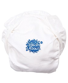 Baby and Toddler Cotton Swim Diaper Wrap-Under Diaper