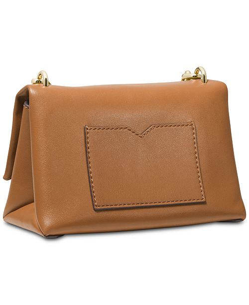 64d79e4f4285 Michael Kors Cece Extra Small Leather Crossbody   Reviews - Handbags ...