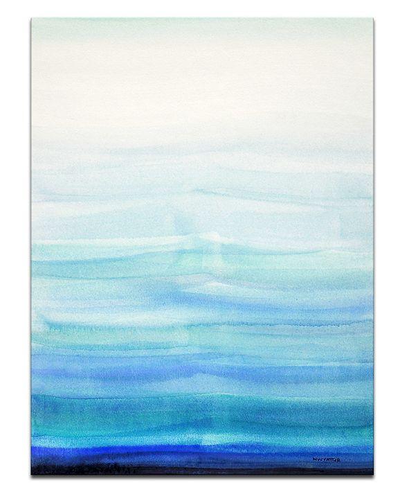 "Ready2HangArt 'Calm' Canvas Wall Art, 30x20"""