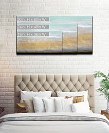 'Beach Sand' Canvas Wall Art Collection