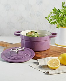 Enameled Cast Iron 2-Qt. Dutch Oven, Created for Macy's