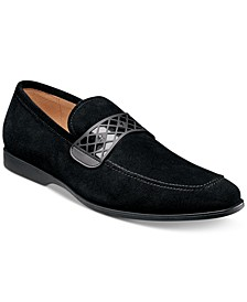 Men's Crispin Moc-Toe Loafers