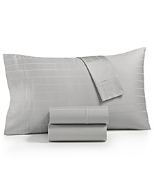 Sleep Cool 4-Pc Queen Sheet Set, 400-Thread Count Egyptian Hygro Cotton, Created for Macy's