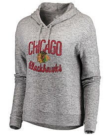 Authentic NHL Apparel Women's Chicago Blackhawks Cozy Hoodie