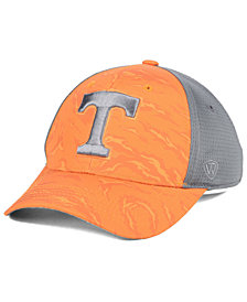 Top of the World Tennessee Volunteers Tiger Camo Flex Stretch Fitted Cap