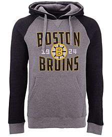 Men's Boston Bruins Antique Tri-Blend Hoodie