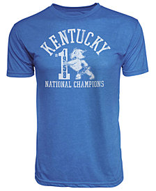 J America Men's Kentucky Wildcats 1958 National Champions T-Shirt
