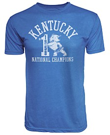 J America Men's Kentucky Wildcats 1958 National Champions T-Shirt