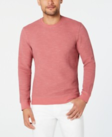 Alfani Men's Heathered Sweatshirt, Created for Macy's