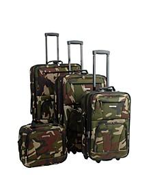 4-Pc. Softside Luggage Set