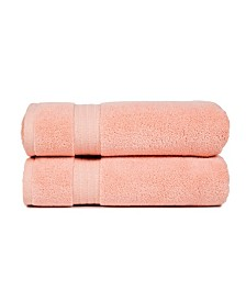 Zero Twist Cotton Hand Towels