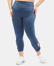 Play Plus Size Active Leggings, Created for Macy's