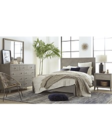 Parquet Bedroom Furniture, 3-Pc. Set (Queen, Nightstand & Dresser), Created for Macy's