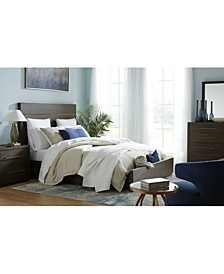 Cambridge Storage Platform Bedroom Collection, Created for Macy's