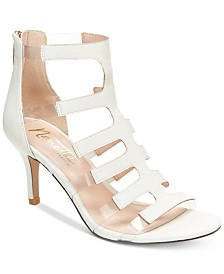 Nanette by Nanette Lepore Bethany Dress Sandals, Created for Macy's
