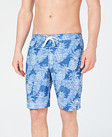 Tommy Bahama Men's Coastal Colada Pineapple Board Shorts