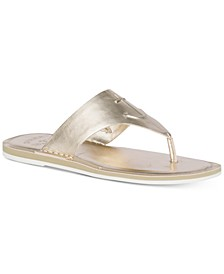 Women's Seaport Thong Sandals, Created for Macy's