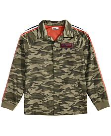 Epic Threads Big Boys Camo-Print Jacket, Created for Macy's
