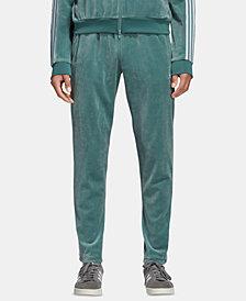 adidas Men's Adicolor Velour Track Pants