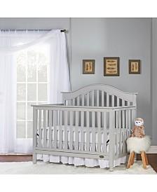 Dream On Me Charlotte 5 in 1 Crib