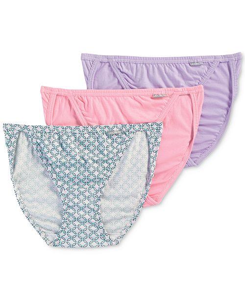 89c9bb9178ec Jockey Elance String Bikini 3 Pack 1483 & Reviews - Bras, Panties ...